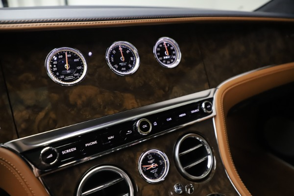 New 2020 Bentley Continental GT W12 for sale $260,770 at Rolls-Royce Motor Cars Greenwich in Greenwich CT 06830 25
