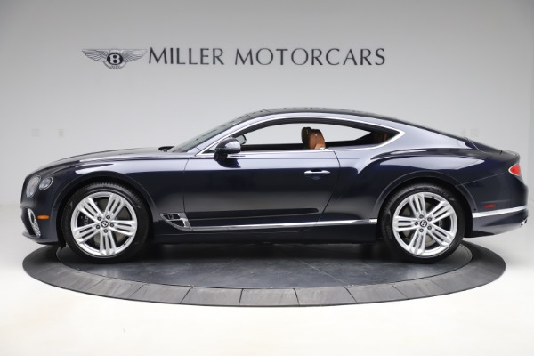 New 2020 Bentley Continental GT W12 for sale $260,770 at Rolls-Royce Motor Cars Greenwich in Greenwich CT 06830 3