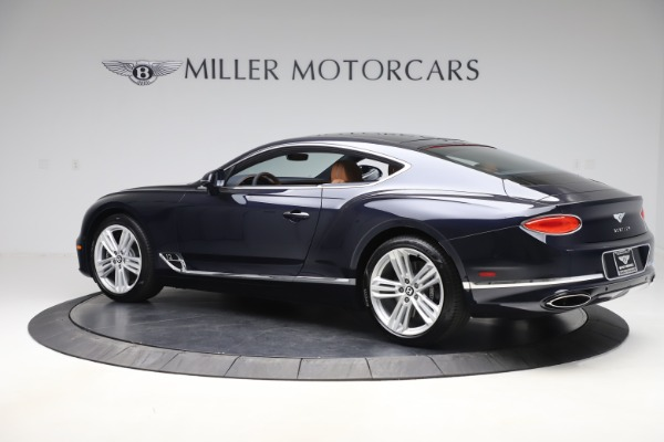 New 2020 Bentley Continental GT W12 for sale $260,770 at Rolls-Royce Motor Cars Greenwich in Greenwich CT 06830 4