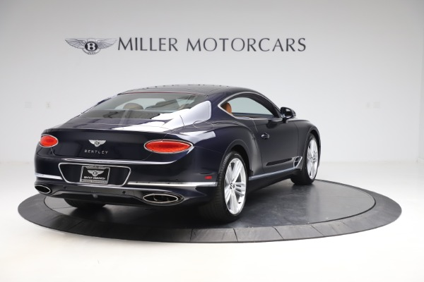 New 2020 Bentley Continental GT W12 for sale $260,770 at Rolls-Royce Motor Cars Greenwich in Greenwich CT 06830 7