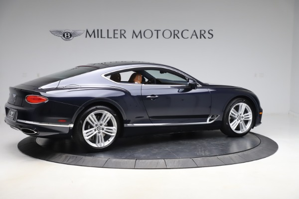 New 2020 Bentley Continental GT W12 for sale $260,770 at Rolls-Royce Motor Cars Greenwich in Greenwich CT 06830 8