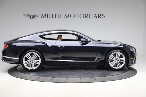 New 2020 Bentley Continental GT W12 for sale $260,770 at Rolls-Royce Motor Cars Greenwich in Greenwich CT 06830 9