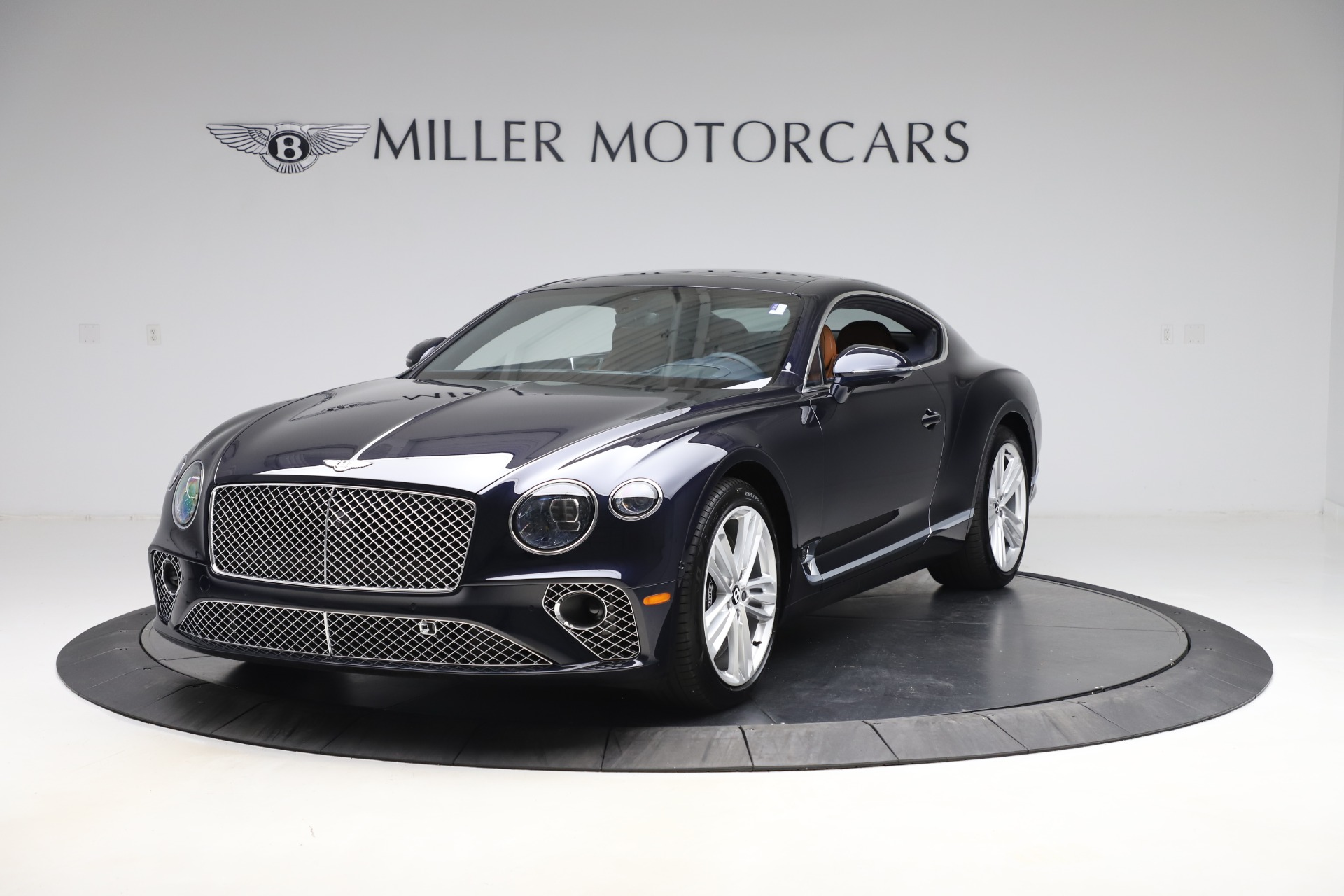 New 2020 Bentley Continental GT W12 for sale $260,770 at Rolls-Royce Motor Cars Greenwich in Greenwich CT 06830 1