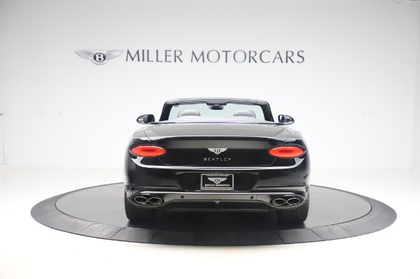 New 2020 Bentley Continental GTC V8 for sale $255,605 at Rolls-Royce Motor Cars Greenwich in Greenwich CT 06830 6