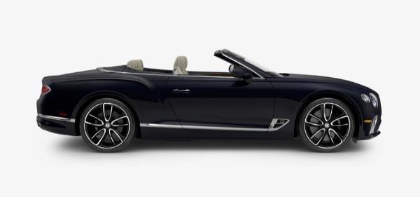 New 2020 Bentley Continental GTC W12 for sale Sold at Rolls-Royce Motor Cars Greenwich in Greenwich CT 06830 2
