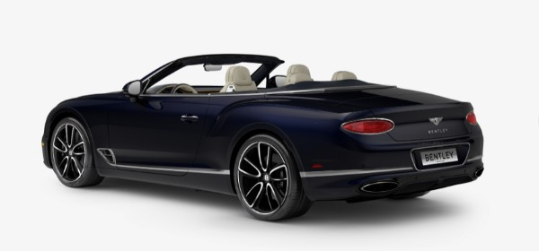 New 2020 Bentley Continental GTC W12 for sale Sold at Rolls-Royce Motor Cars Greenwich in Greenwich CT 06830 3