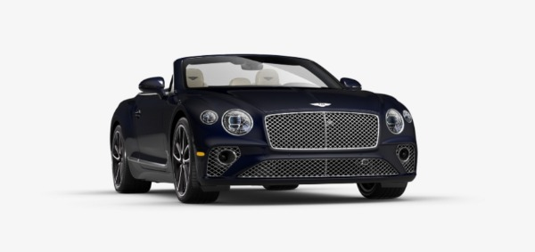 New 2020 Bentley Continental GTC W12 for sale Sold at Rolls-Royce Motor Cars Greenwich in Greenwich CT 06830 5