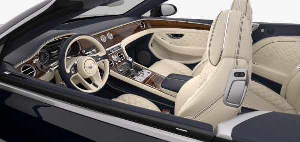 New 2020 Bentley Continental GTC W12 for sale Sold at Rolls-Royce Motor Cars Greenwich in Greenwich CT 06830 7