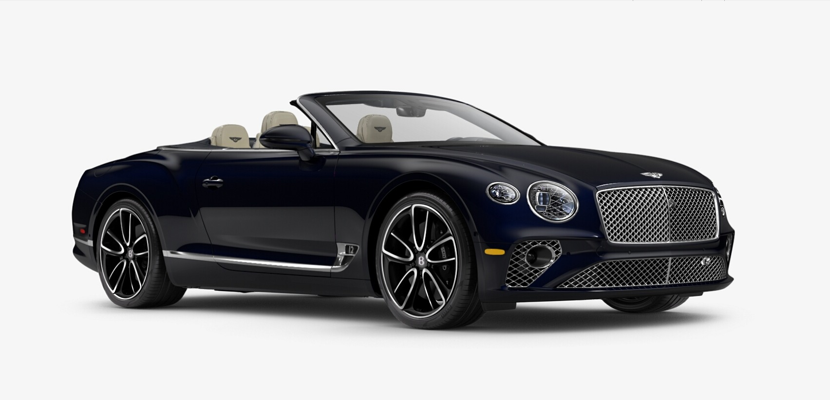 New 2020 Bentley Continental GTC W12 for sale Sold at Rolls-Royce Motor Cars Greenwich in Greenwich CT 06830 1