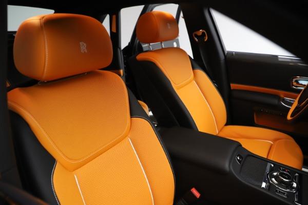 New 2020 Rolls-Royce Ghost for sale $432,200 at Rolls-Royce Motor Cars Greenwich in Greenwich CT 06830 10