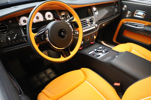 New 2020 Rolls-Royce Ghost for sale $432,200 at Rolls-Royce Motor Cars Greenwich in Greenwich CT 06830 11