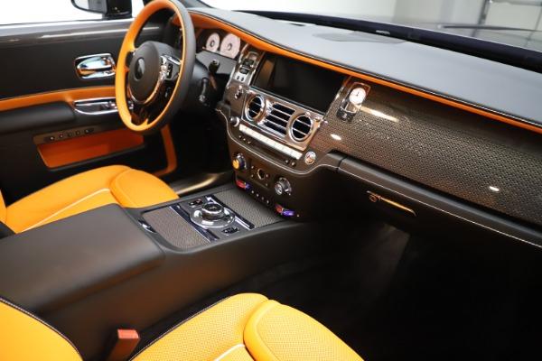 New 2020 Rolls-Royce Ghost for sale $432,200 at Rolls-Royce Motor Cars Greenwich in Greenwich CT 06830 12