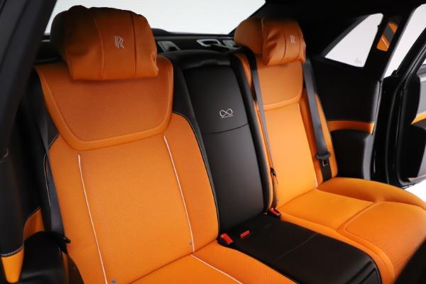 New 2020 Rolls-Royce Ghost for sale $432,200 at Rolls-Royce Motor Cars Greenwich in Greenwich CT 06830 13