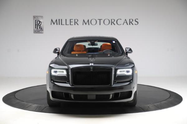 New 2020 Rolls-Royce Ghost for sale $432,200 at Rolls-Royce Motor Cars Greenwich in Greenwich CT 06830 2