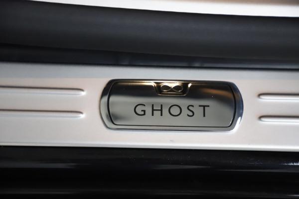 New 2020 Rolls-Royce Ghost for sale $432,200 at Rolls-Royce Motor Cars Greenwich in Greenwich CT 06830 20