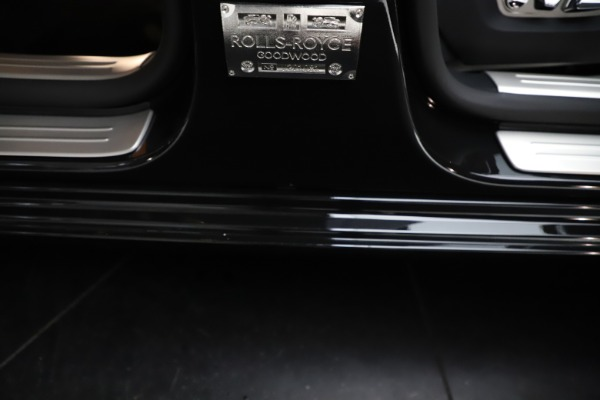 New 2020 Rolls-Royce Ghost for sale $432,200 at Rolls-Royce Motor Cars Greenwich in Greenwich CT 06830 24