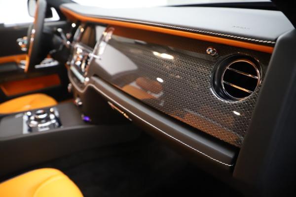New 2020 Rolls-Royce Ghost for sale $432,200 at Rolls-Royce Motor Cars Greenwich in Greenwich CT 06830 25