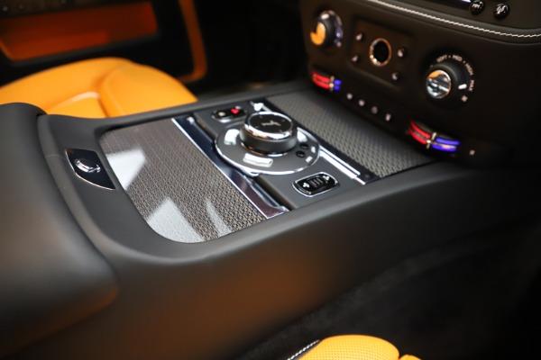 New 2020 Rolls-Royce Ghost for sale $432,200 at Rolls-Royce Motor Cars Greenwich in Greenwich CT 06830 26