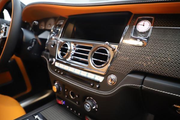 New 2020 Rolls-Royce Ghost for sale $432,200 at Rolls-Royce Motor Cars Greenwich in Greenwich CT 06830 27