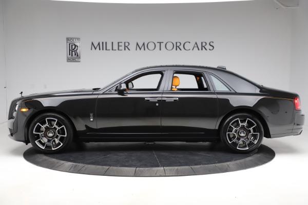 New 2020 Rolls-Royce Ghost for sale $432,200 at Rolls-Royce Motor Cars Greenwich in Greenwich CT 06830 3