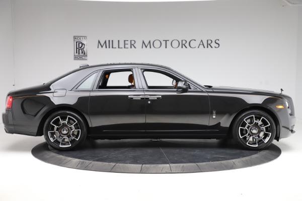 New 2020 Rolls-Royce Ghost for sale $432,200 at Rolls-Royce Motor Cars Greenwich in Greenwich CT 06830 6