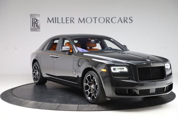 New 2020 Rolls-Royce Ghost for sale $432,200 at Rolls-Royce Motor Cars Greenwich in Greenwich CT 06830 7