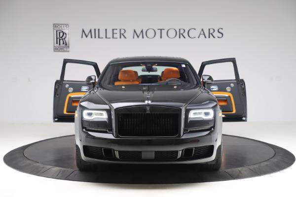 New 2020 Rolls-Royce Ghost for sale $432,200 at Rolls-Royce Motor Cars Greenwich in Greenwich CT 06830 8
