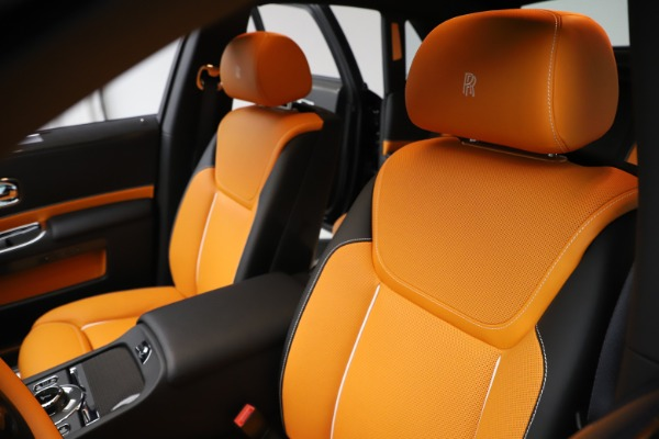 New 2020 Rolls-Royce Ghost for sale $432,200 at Rolls-Royce Motor Cars Greenwich in Greenwich CT 06830 9