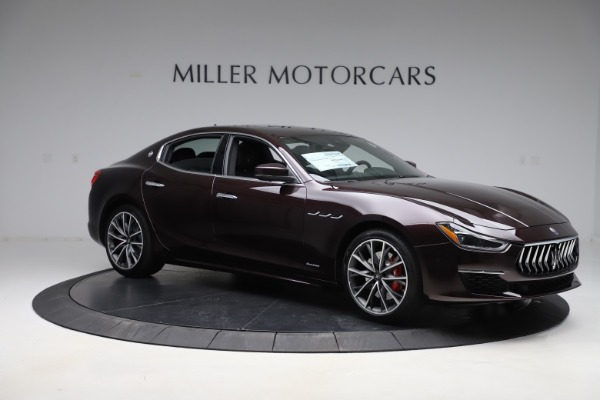 New 2020 Maserati Ghibli S Q4 GranLusso for sale $94,335 at Rolls-Royce Motor Cars Greenwich in Greenwich CT 06830 10