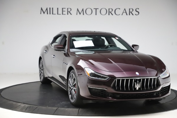 New 2020 Maserati Ghibli S Q4 GranLusso for sale $94,335 at Rolls-Royce Motor Cars Greenwich in Greenwich CT 06830 11