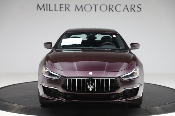 New 2020 Maserati Ghibli S Q4 GranLusso for sale $94,335 at Rolls-Royce Motor Cars Greenwich in Greenwich CT 06830 12