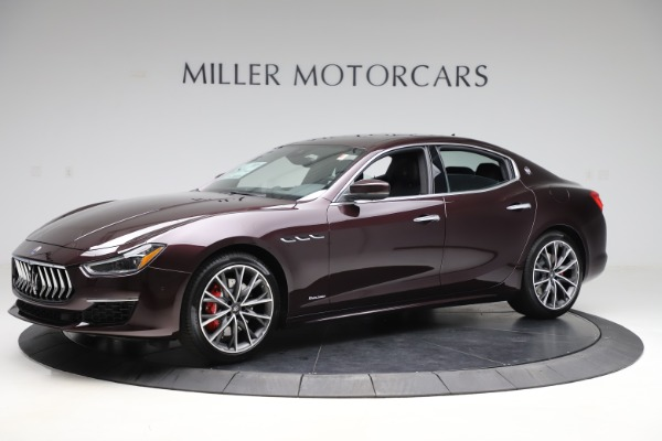 New 2020 Maserati Ghibli S Q4 GranLusso for sale $94,335 at Rolls-Royce Motor Cars Greenwich in Greenwich CT 06830 2