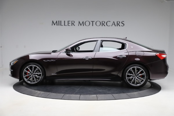 New 2020 Maserati Ghibli S Q4 GranLusso for sale $94,335 at Rolls-Royce Motor Cars Greenwich in Greenwich CT 06830 3