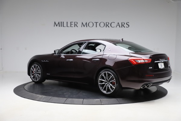 New 2020 Maserati Ghibli S Q4 GranLusso for sale $94,335 at Rolls-Royce Motor Cars Greenwich in Greenwich CT 06830 4