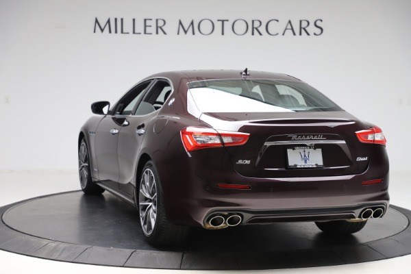 New 2020 Maserati Ghibli S Q4 GranLusso for sale $94,335 at Rolls-Royce Motor Cars Greenwich in Greenwich CT 06830 5
