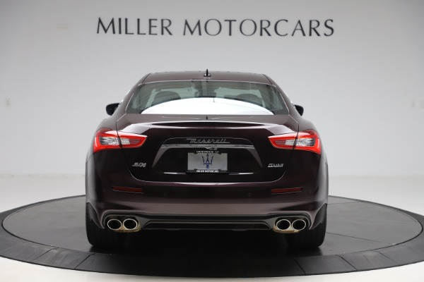 New 2020 Maserati Ghibli S Q4 GranLusso for sale $94,335 at Rolls-Royce Motor Cars Greenwich in Greenwich CT 06830 6