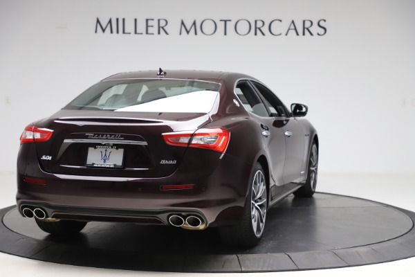New 2020 Maserati Ghibli S Q4 GranLusso for sale $94,335 at Rolls-Royce Motor Cars Greenwich in Greenwich CT 06830 7