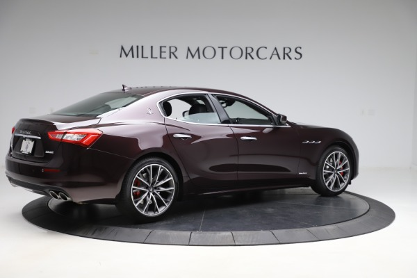 New 2020 Maserati Ghibli S Q4 GranLusso for sale $94,335 at Rolls-Royce Motor Cars Greenwich in Greenwich CT 06830 8
