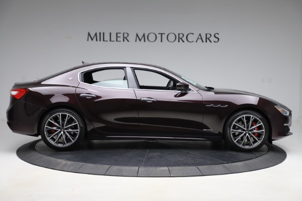 New 2020 Maserati Ghibli S Q4 GranLusso for sale $94,335 at Rolls-Royce Motor Cars Greenwich in Greenwich CT 06830 9