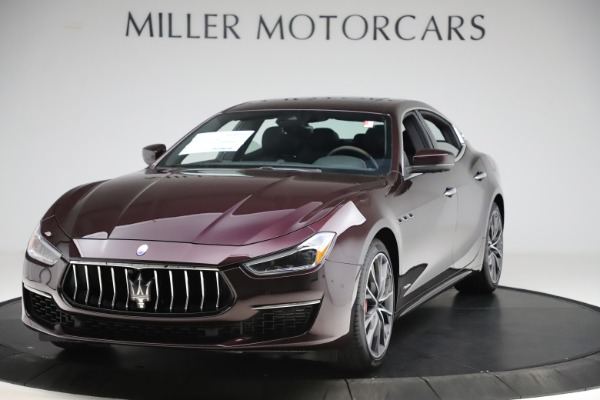 New 2020 Maserati Ghibli S Q4 GranLusso for sale $94,335 at Rolls-Royce Motor Cars Greenwich in Greenwich CT 06830 1