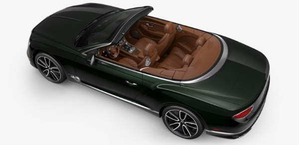 New 2020 Bentley Continental GTC W12 for sale Sold at Rolls-Royce Motor Cars Greenwich in Greenwich CT 06830 4