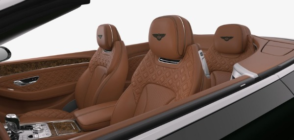 New 2020 Bentley Continental GTC W12 for sale Sold at Rolls-Royce Motor Cars Greenwich in Greenwich CT 06830 8