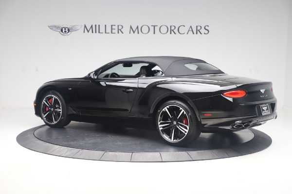 New 2020 Bentley Continental GT Convertible V8 for sale $275,045 at Rolls-Royce Motor Cars Greenwich in Greenwich CT 06830 14