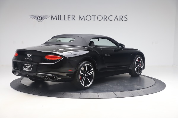 New 2020 Bentley Continental GT Convertible V8 for sale $275,045 at Rolls-Royce Motor Cars Greenwich in Greenwich CT 06830 15