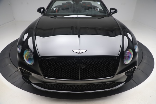 New 2020 Bentley Continental GTC V8 for sale $275,045 at Rolls-Royce Motor Cars Greenwich in Greenwich CT 06830 18