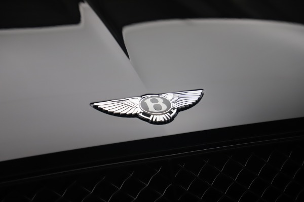 New 2020 Bentley Continental GT Convertible V8 for sale $275,045 at Rolls-Royce Motor Cars Greenwich in Greenwich CT 06830 19