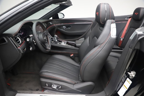 New 2020 Bentley Continental GTC V8 for sale $275,045 at Rolls-Royce Motor Cars Greenwich in Greenwich CT 06830 24