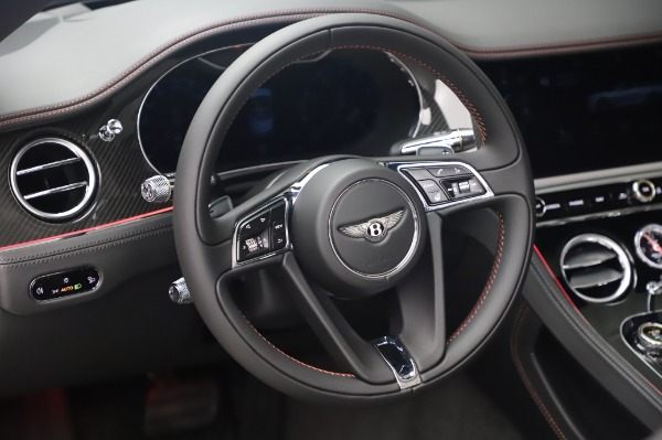 New 2020 Bentley Continental GT Convertible V8 for sale $275,045 at Rolls-Royce Motor Cars Greenwich in Greenwich CT 06830 27