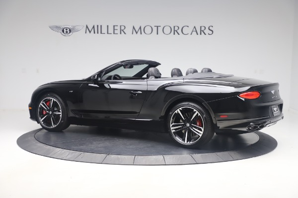 New 2020 Bentley Continental GT Convertible V8 for sale $275,045 at Rolls-Royce Motor Cars Greenwich in Greenwich CT 06830 4