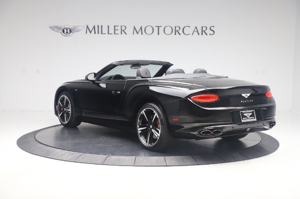 New 2020 Bentley Continental GT Convertible V8 for sale $275,045 at Rolls-Royce Motor Cars Greenwich in Greenwich CT 06830 5